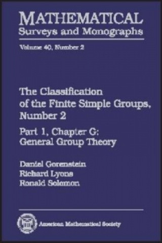 Classification of the Finite Simple Groups