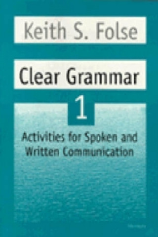 Clear Grammar Student Workbook