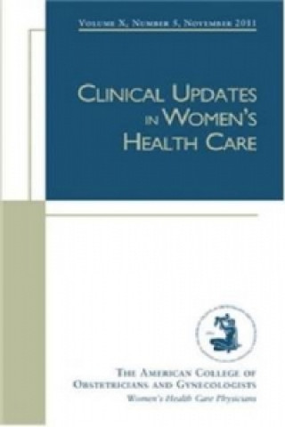 Clinical Updates in Women's Health