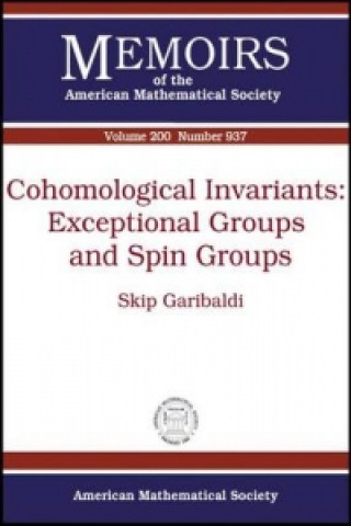 Cohomological Invariants: Exceptional Groups and Spin Groups