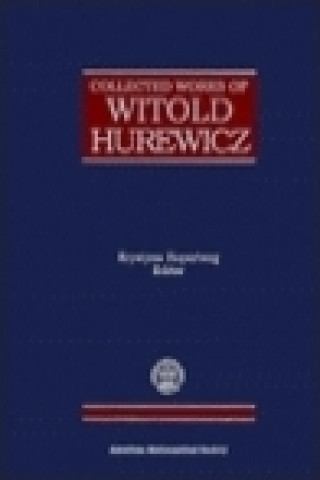 Collected Works of Witold Hurewicz