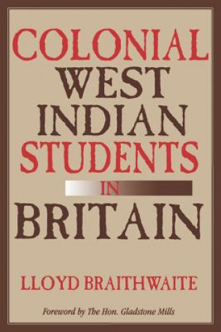 Colonial West Indian Students in Britain