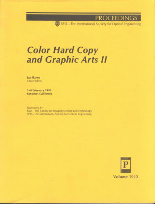 Color Hard Copy and Graphic Arts II