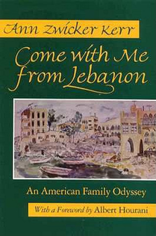 Come with Me from Lebanon