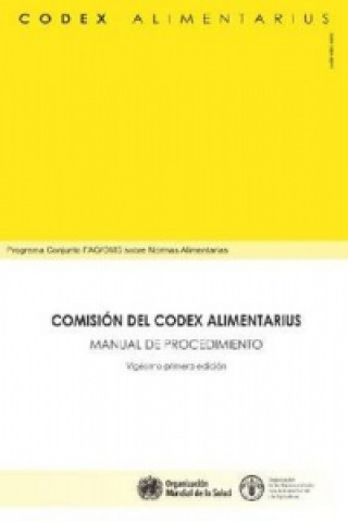 Procedural Manual of the Codex Alimentarius Commission