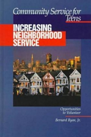 Community Service for Teens: Increasing Neighbourhood Service