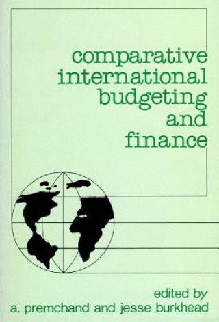 Comparative International Budgeting and Finance
