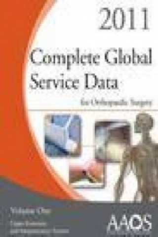 Complete Global Service Data for Orthopaedic Surgery 2011
