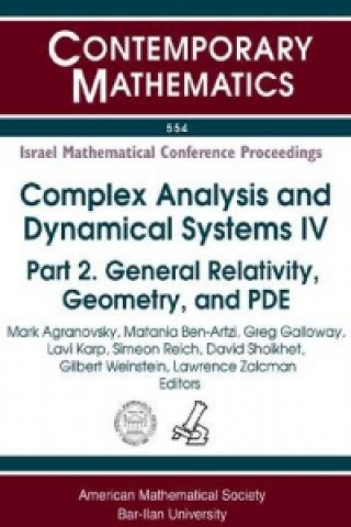 Complex Analysis and Dynamical Systems IV