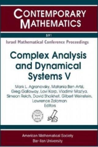 Complex Analysis and Dynamical Systems V