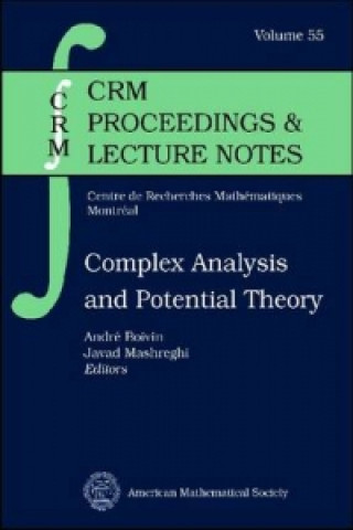 Complex Analysis and Potential Theory
