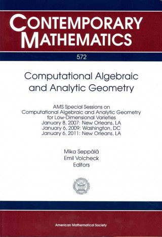 Computational Algebraic and Analytic Geometry