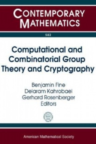 Computational and Combinatorial Group Theory and Cryptography