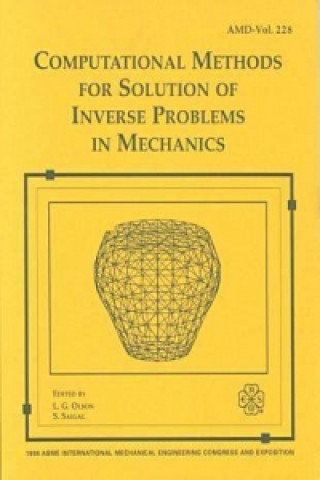 Computational Methods for Solution of Inverse Problems in Mechanics