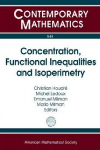 Concentration, Functional Inequalities, and Isoperimetry