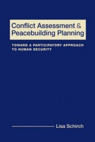 Conflict Assessment and Peacebuilding Planning