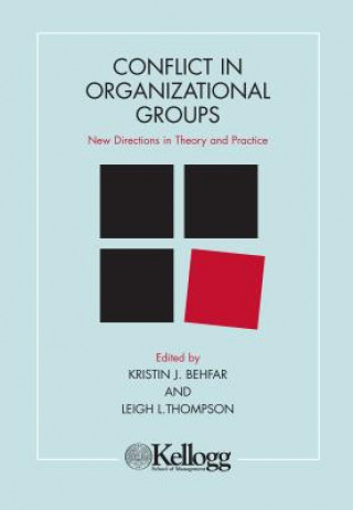 Conflict in Organizational Groups