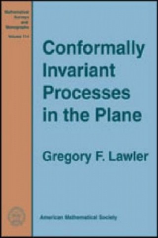 Conformally Invariant Processes in the Plane