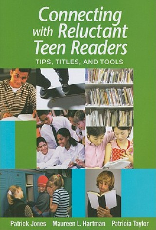 Connecting with Reluctant Teen Readers