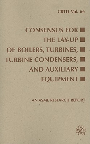 Consensus for the Lay-Up of Boilers