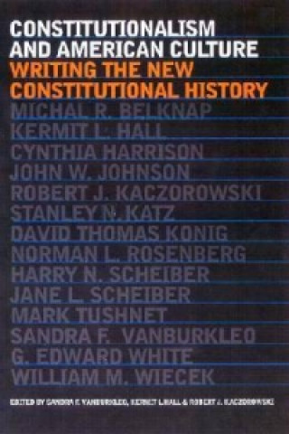 Constitutionalism and American Culture