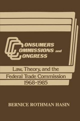 Consumers, Commissions and Congress