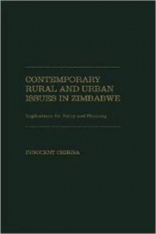 Contemporary Rural and Urban Issues in Zimbabwe