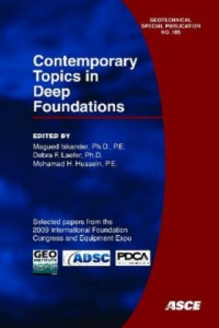 Contemporary Topics in Deep Foundations