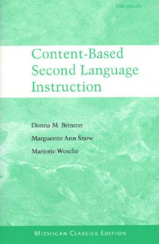Content-based Second Language Instruction