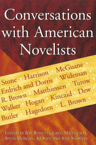 Conversations with American Novelists