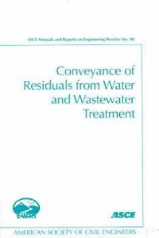 Conveyance of Residuals from Water and Wastewater Treatment