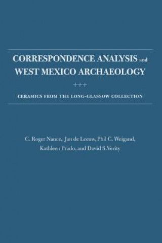Correspondence Analysis and West Mexico Archaeology