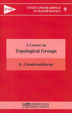 Course on Topological Groups