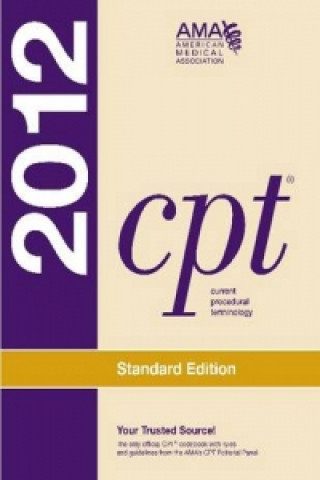 CPT 2012 Standard Edition