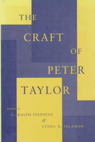 Craft of Peter Taylor