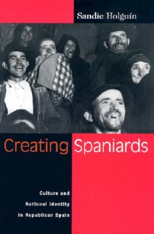 Creating Spaniards