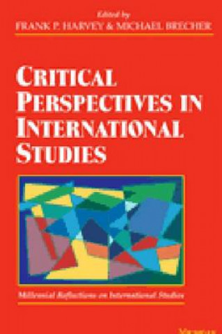 Critical Perspectives in International Studies