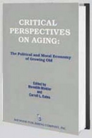 Critical Perspectives on Aging