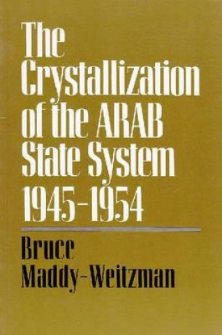 Crystallization of the Arab State System