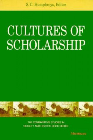 Cultures of Scholarship