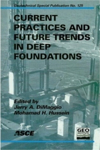 Current Practices and Future Trends in Deep Foundations