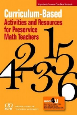 Curriculum-Based Activities and Resources for Preservice Math Teachers