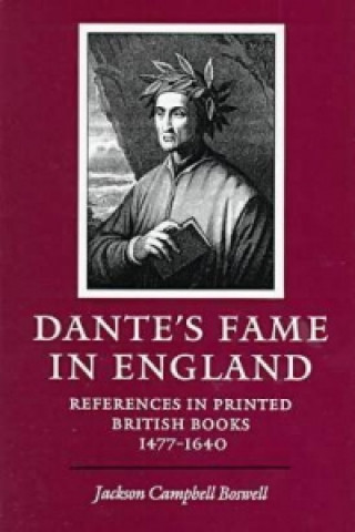 Dante's Fame in England