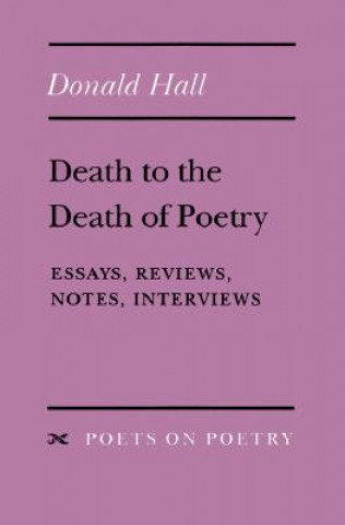 Death to the Death of Poetry