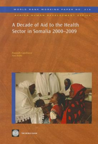Decade of Aid to the Health Sector in Somalia (2000-2009)