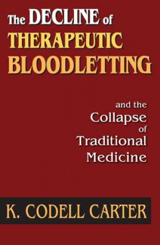 Decline of Therapeutic Bloodletting and the Collapse of Traditional Medicine