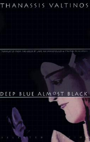 Deep Blue Almost Black
