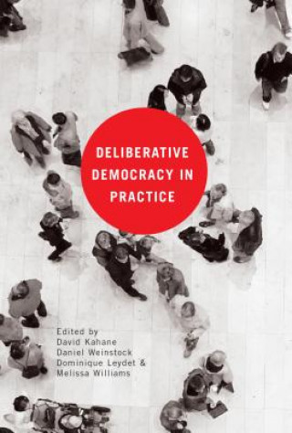 Deliberative Democracy in Practice