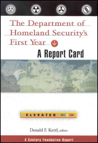 Department of Homeland Security's First Year