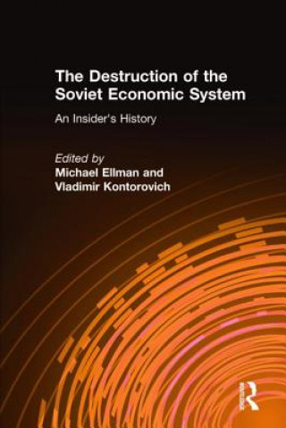Destruction of the Soviet Economic System